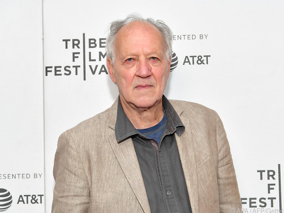 Herzog inszenierte mehr als 70 Spiel- und Dokumentarfilme