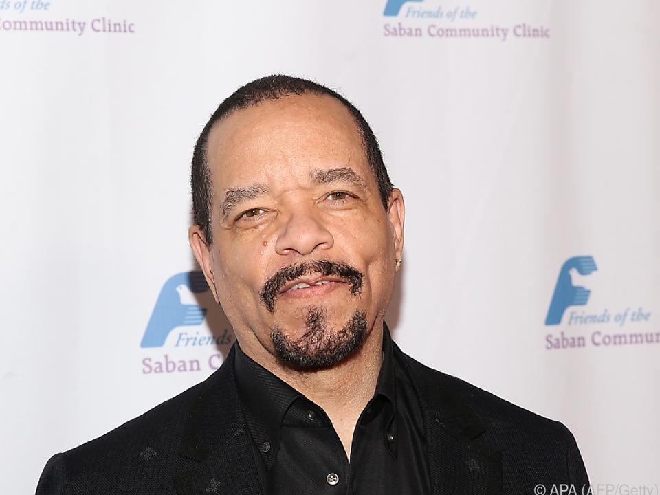 Ice-T erkannte den Boten nicht