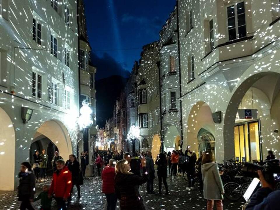 Wasser Licht Brixen