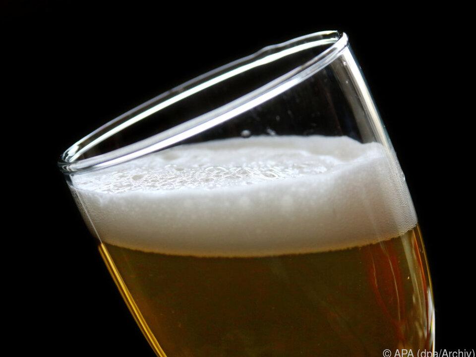 In Österreich nimmt der Alkoholkonsum ab