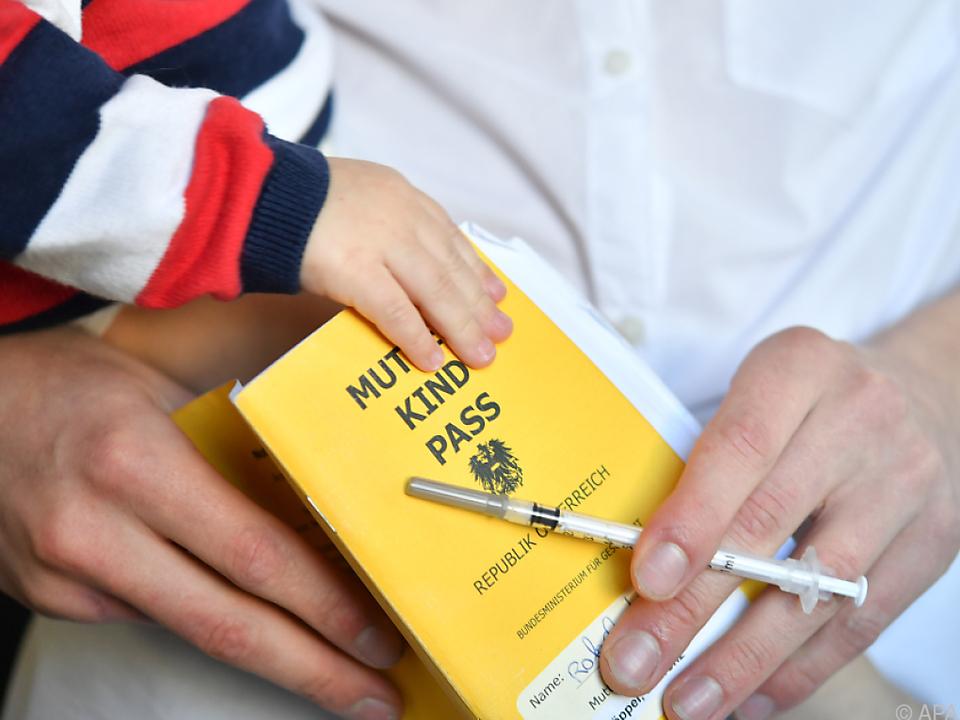 Keine Einigung auf Impfpflicht im Mutter-Kind-Pass