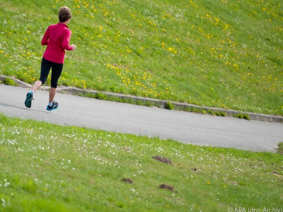 Körperlich aktiver Lebensstil sei verbunden mit Gesundheit des Gehirns