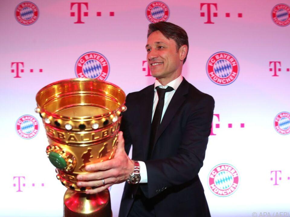Kovac bleibt Trainer
