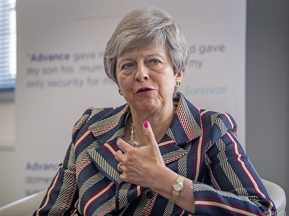 May unternimmt den vierten Anlauf, um den Brexit-Deal durchzudrücken