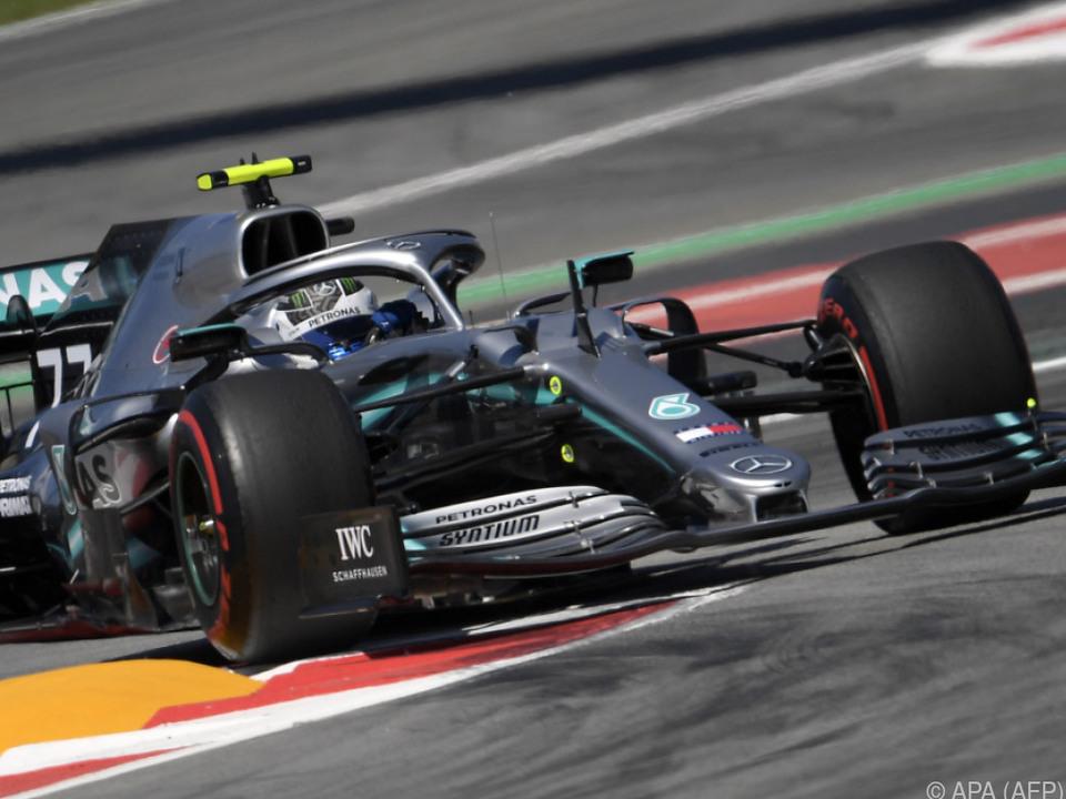 Mercedes-Dominanz dürfte erhalten bleiben