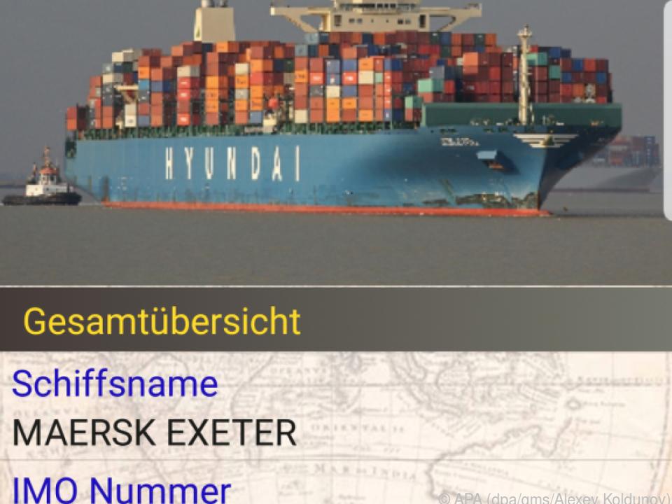 Ship Info kennt mehr als 300.000 Schiffe und listet sie mit Foto und Infos auf