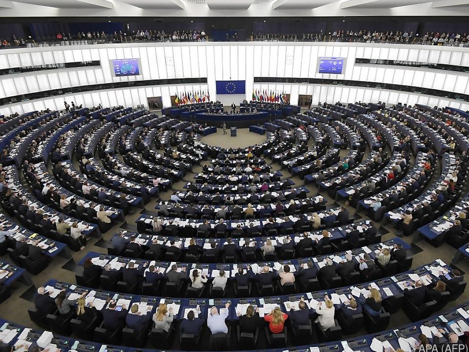 Neue Mehrheitsverhältnisse im Europäischen Parlament