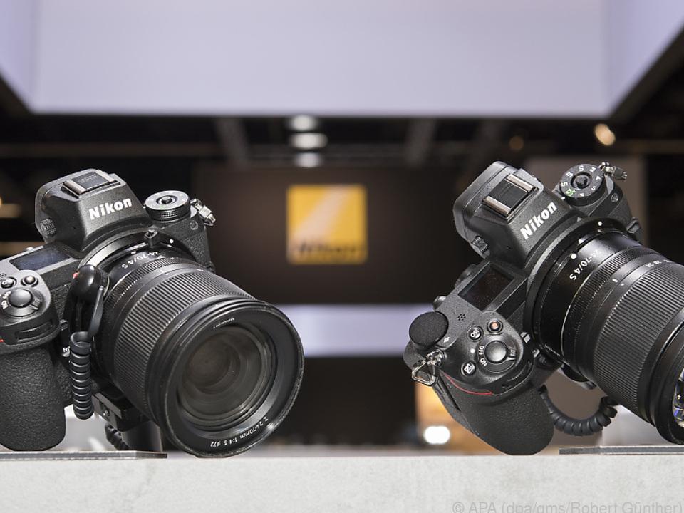 Nikons Vollformat-Systemkameras Z6 und Z7 erkennen künftig Augen automatisch