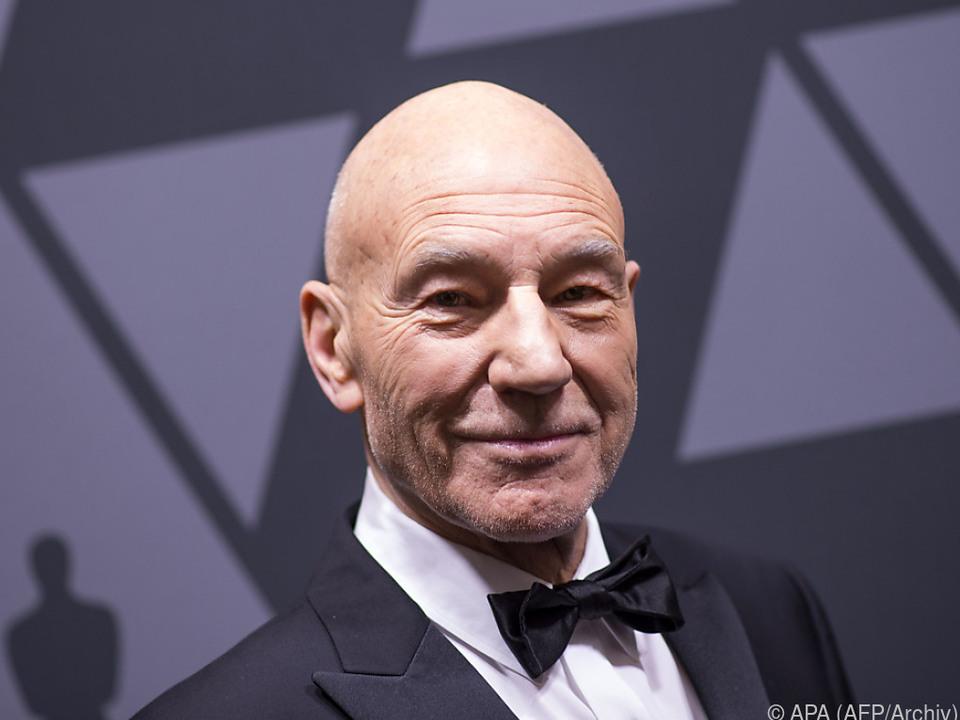 """86d9f1170bae9 Erster Teaser mit Patrick Stewart als """"Star Trek""""-Captain – Südtirol ..."""