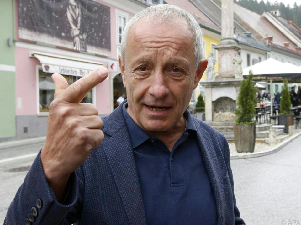 Pilz hofft für den Antrag auf Stimmen der SPÖ, FPÖ und NEOS
