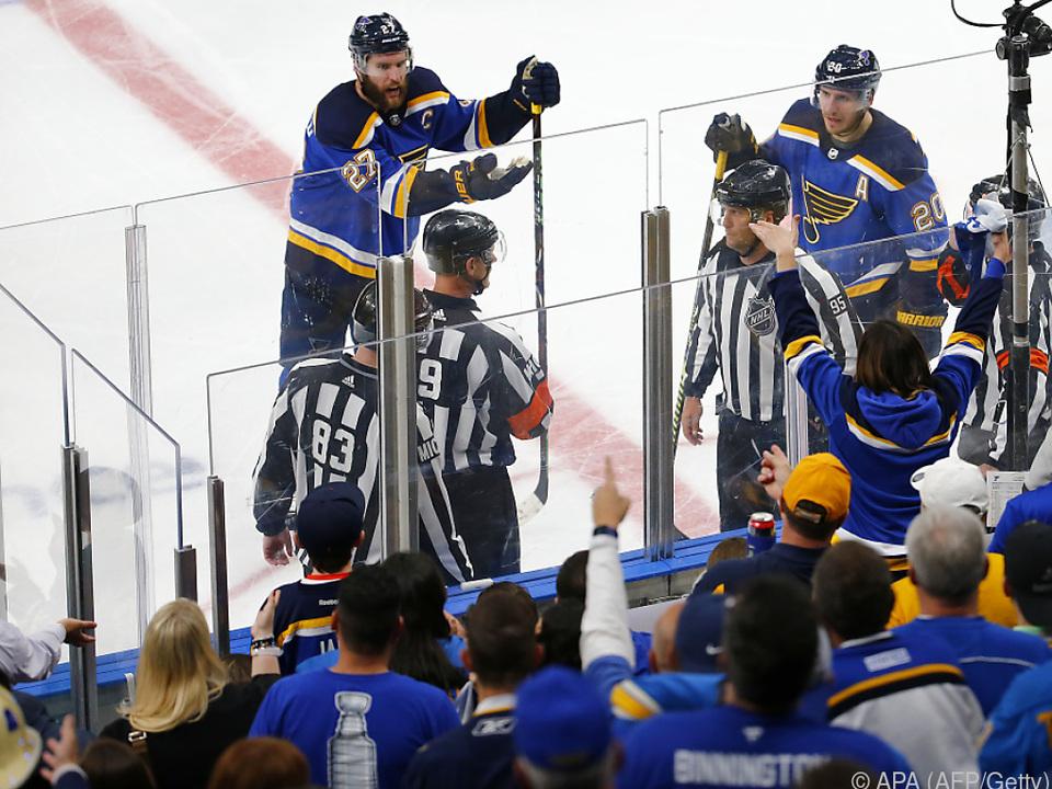 Referees im Mittelpunkt