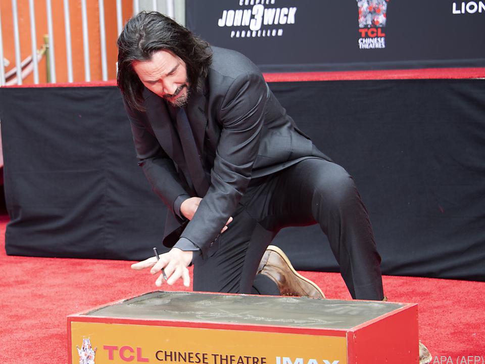 Schauspieler blickt auf mehr als 30-jährige Karriere zurück