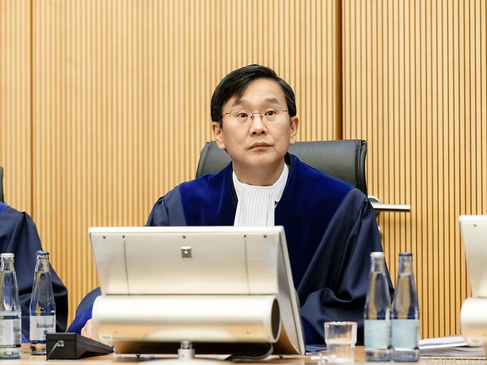 Seegerichtshofs-Präsident Jin-Hyun Paik