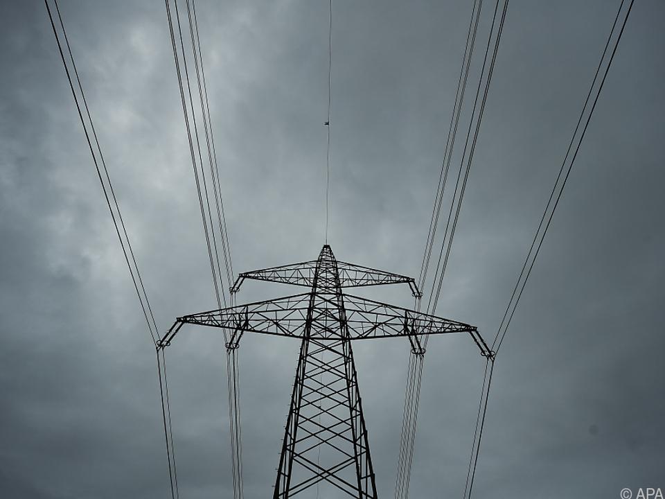 Strom zog durchschnittlich um 3,5 Prozent an