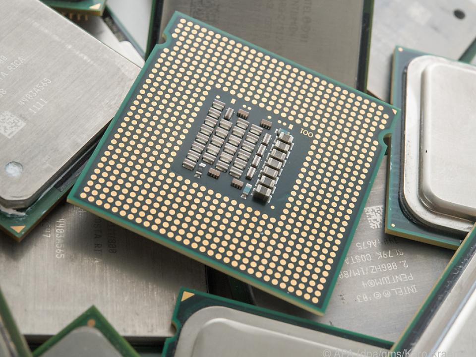 Um die Prozessoren abzusichern rasch Updates installieren