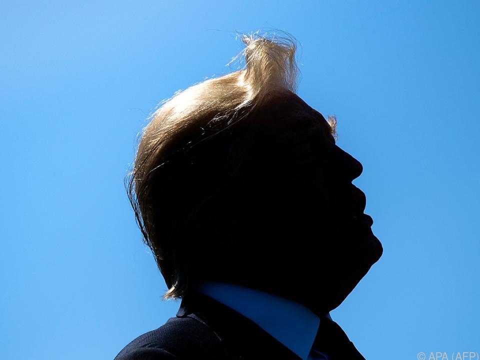 US-Präsident Donald Trump twittert wieder