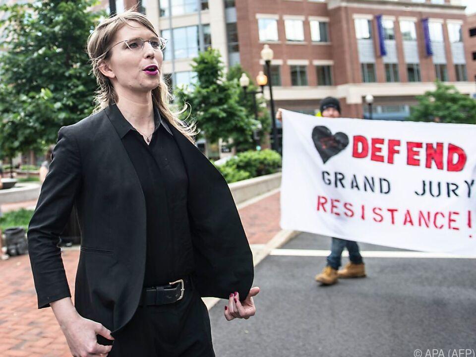 Whistleblowerin will weiter nicht zu Assange aussagen