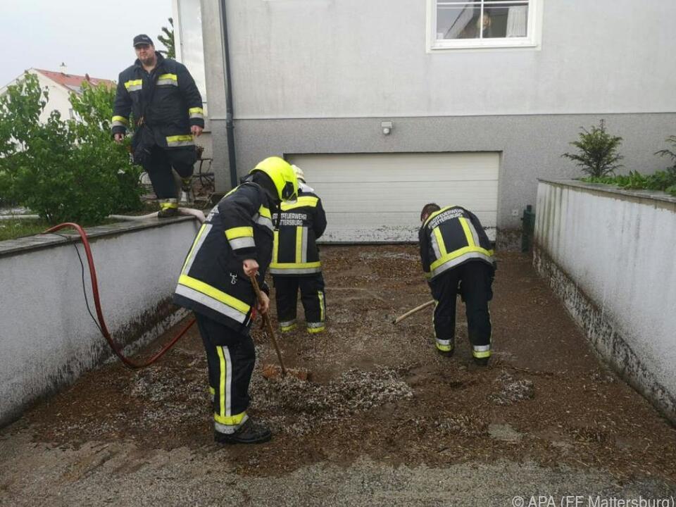 Wochenende für Feuerwehrleute gelaufen