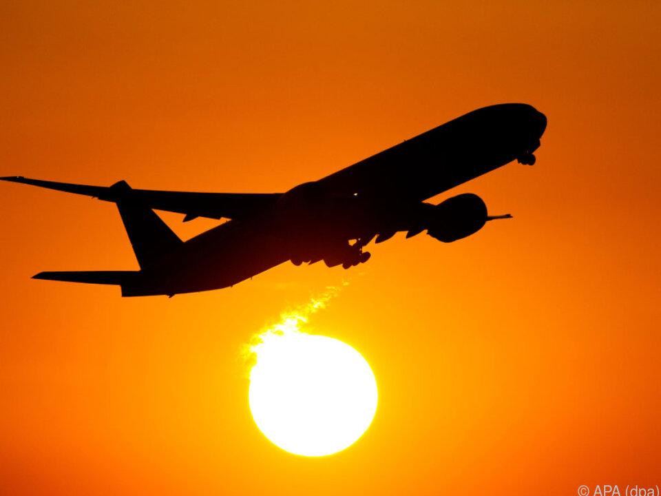 49,8 Prozent Auslandsreisen, 18,3 Prozent mit dem Flugzeug