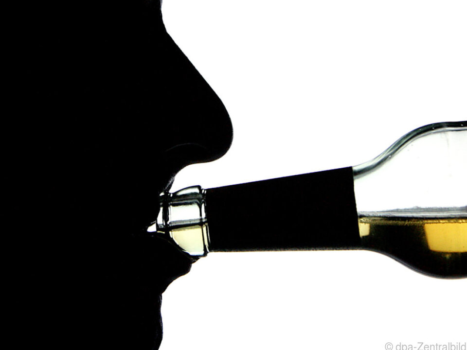 Alkohol ist die Volksdroge Nummer eins