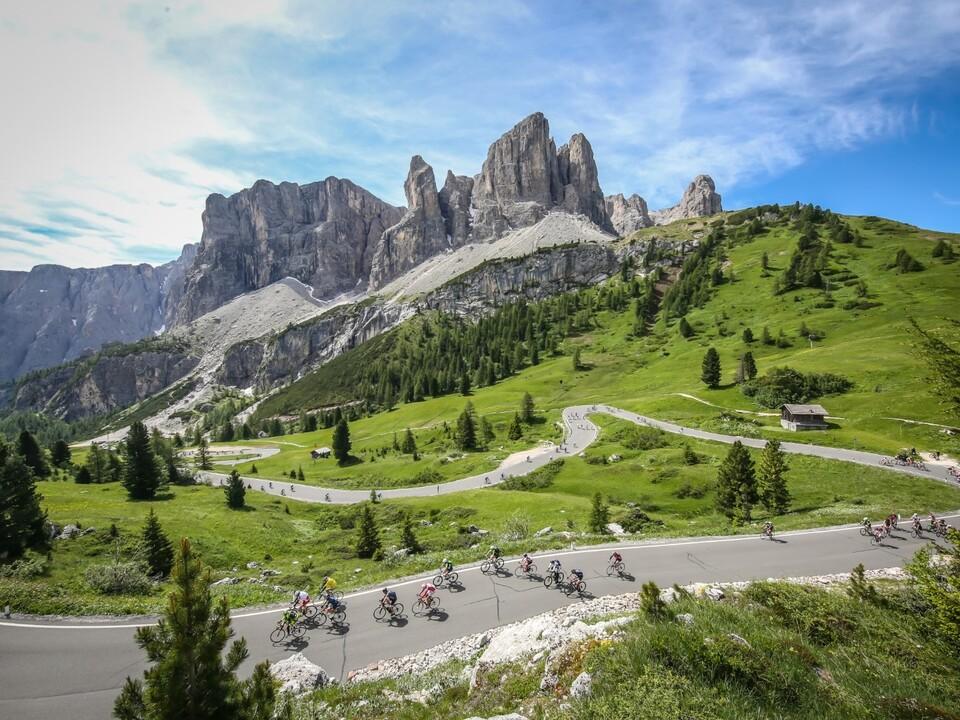 Sellaronda Bike Day: Die Pässe gehören den Radfahrern – Südtirol News