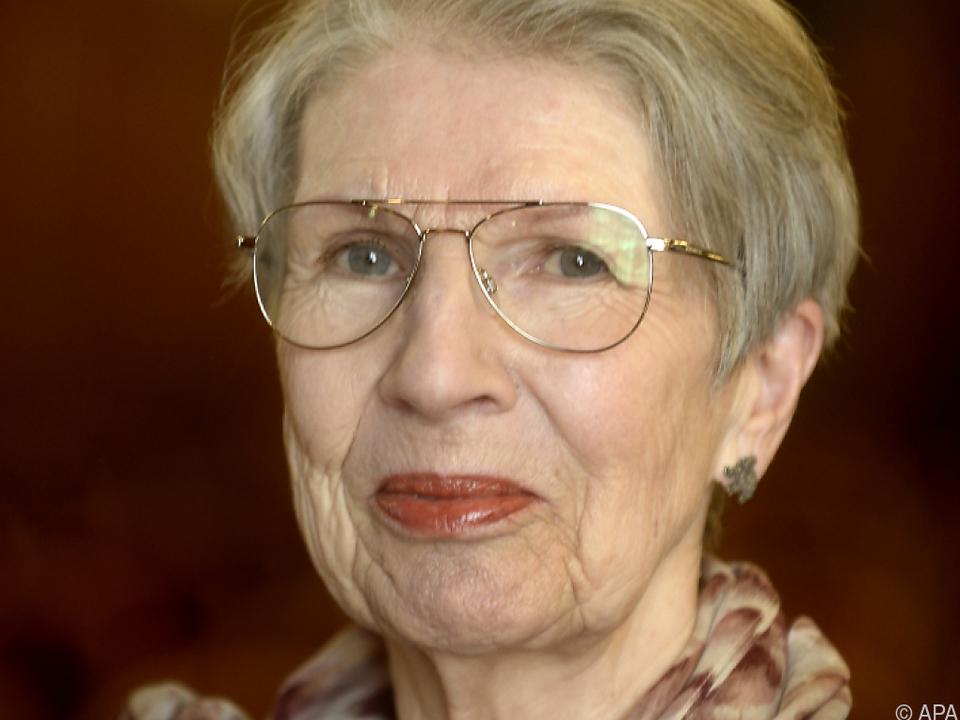 Auszeichnung für Barbara Frischmuth