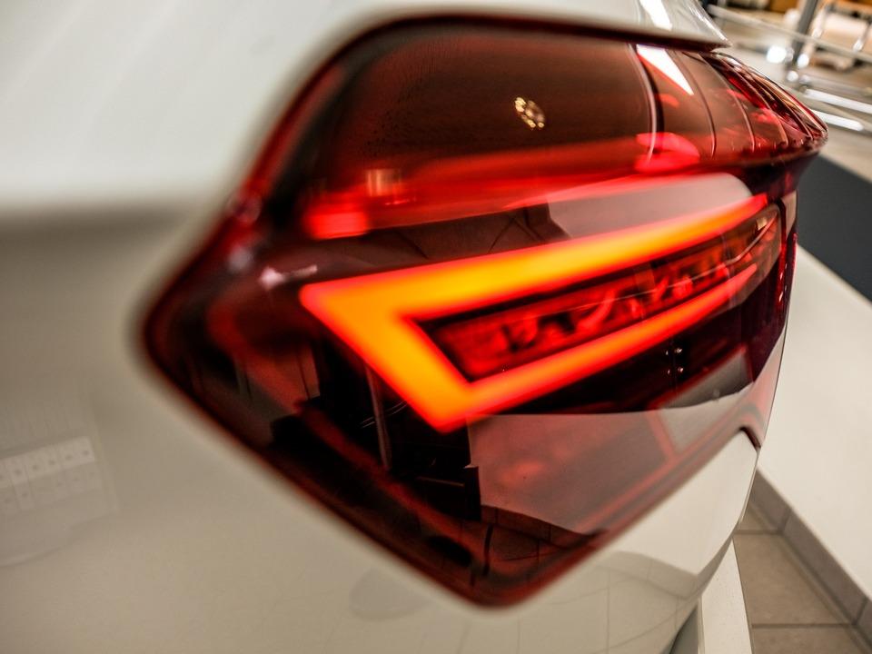 auto blinken licht