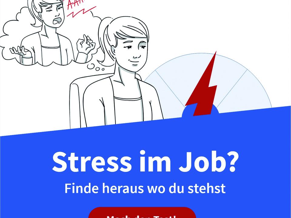 Bild Stressometer