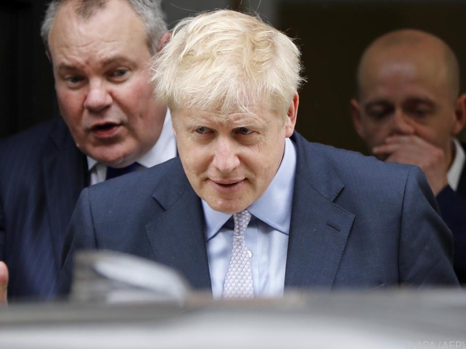 Boris Johnson hat noch viel vor