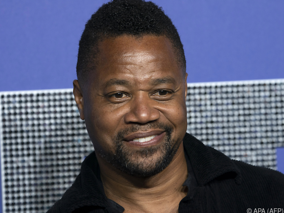 Cuba Gooding Jr. begab sich in ein Polizeirevier