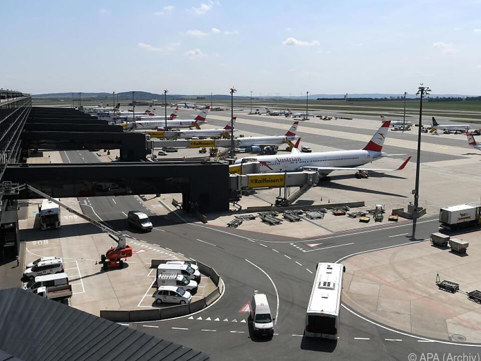 Das Passagieraufkommen stieg um 24,4 Prozent