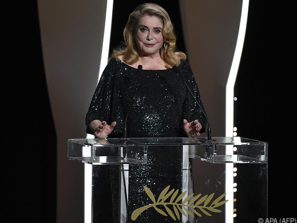 Die Schauspielerin übernimmt den Vorsitz