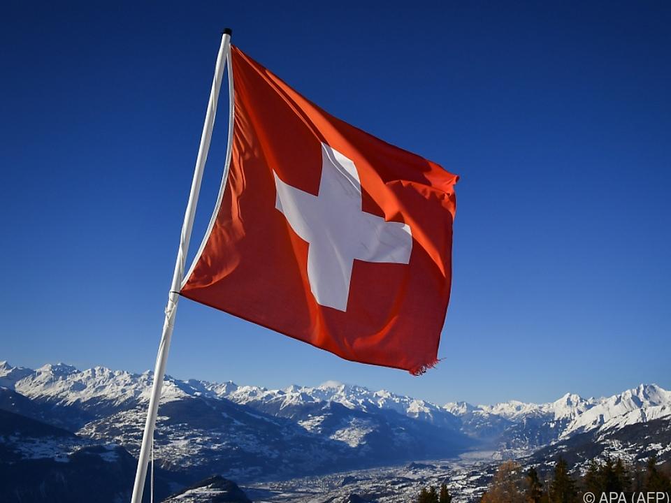 Die Schweiz tritt der EU selbstbewusst entgegen