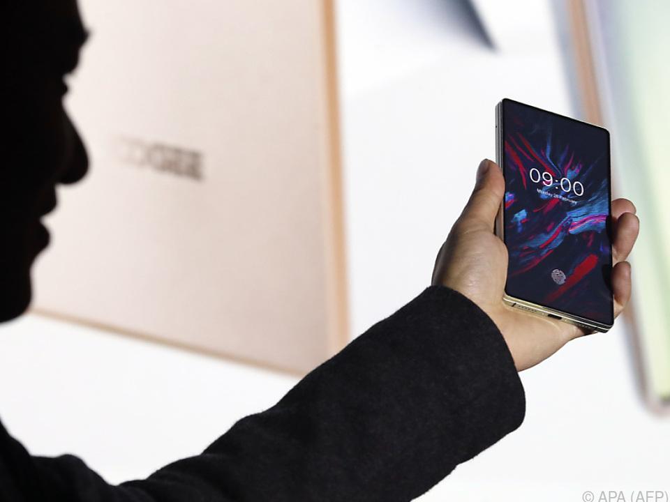 Die Smartphones mit Malware stammen aus China