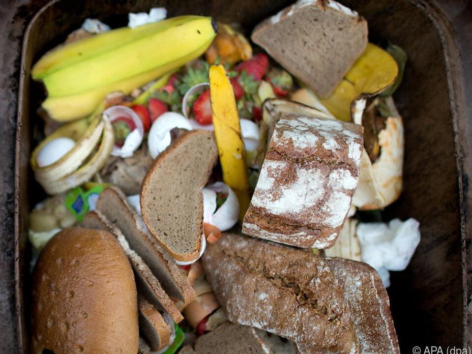 Die Tafeln retteten jede Menge verschwendeter Lebensmittel