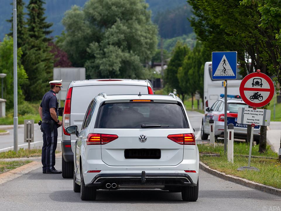 Fahrverbote in Tirol sorgen für politischen Ärger