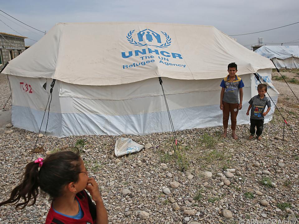 Flüchtlingskommissariat UNHCR veröffentlichte Bericht