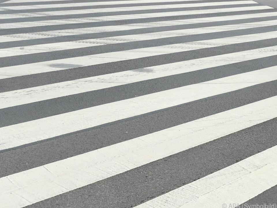 Folgenschwerer Unfall auf dem Zebrastreifen