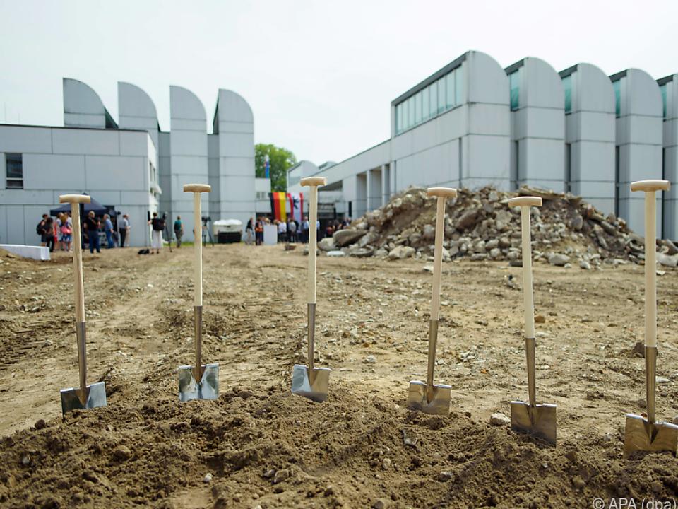 Für 64 Millionen Euro wird ein zweites Gebäude errichtet