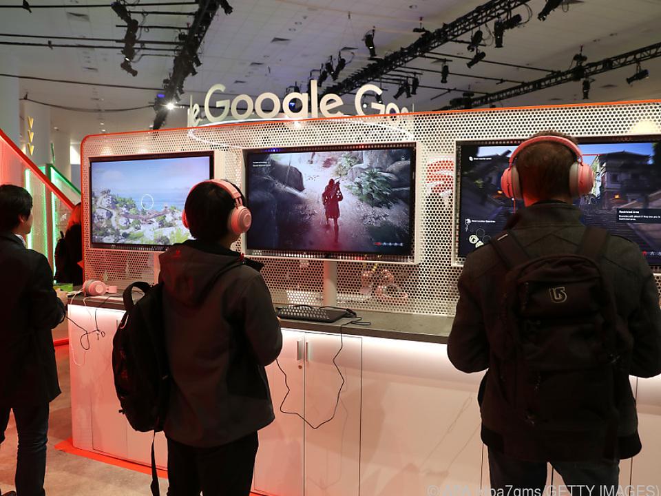 Google will mit seinem Dienst Stadia Videospiele revolutionieren