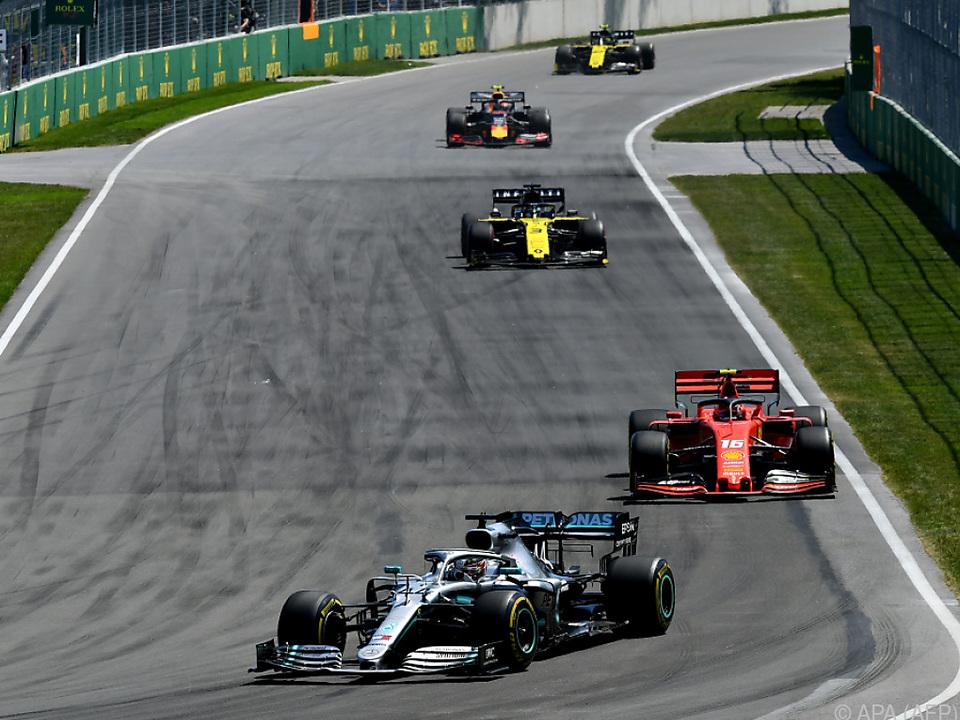 Hamilton soll von Vettel gefährdet worden sein