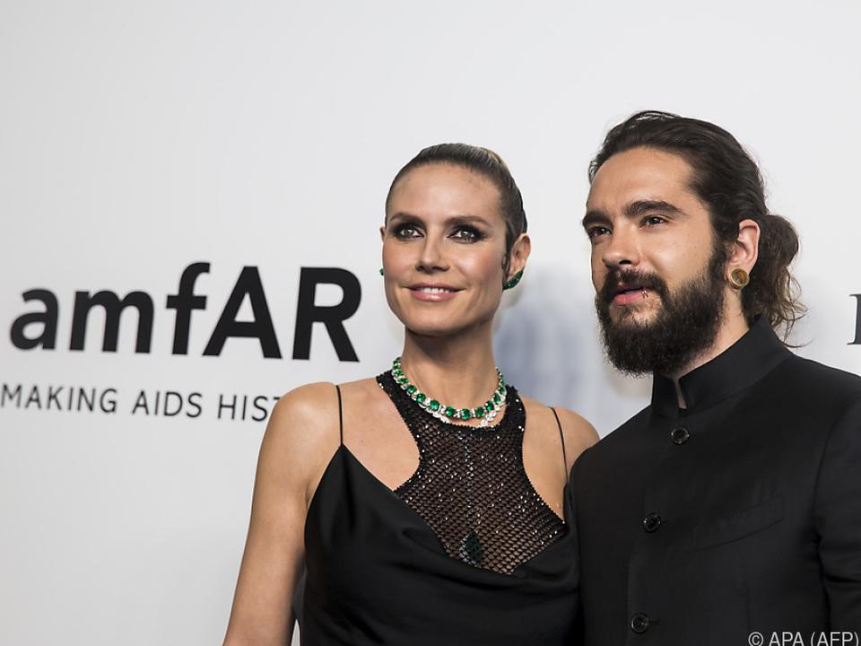 Heidi Klum und Tom Kaulitz können nicht mehr ohne einander