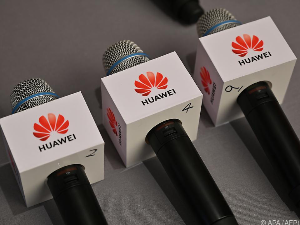 Huawei wird Spionage vorgeworfen