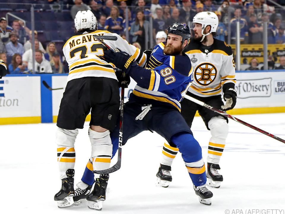 In der Stanley-Cup-Finalserie steht es nach sechs Partien 3:3