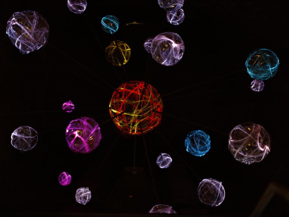 Julia Bornefeld, Ariadne\'s Asteroids Centrifuge, 2009