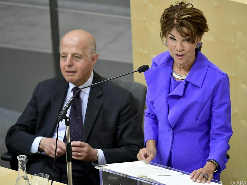 Kanzlerin Bierlein übte leise Kritik am Wahltermin Ende September