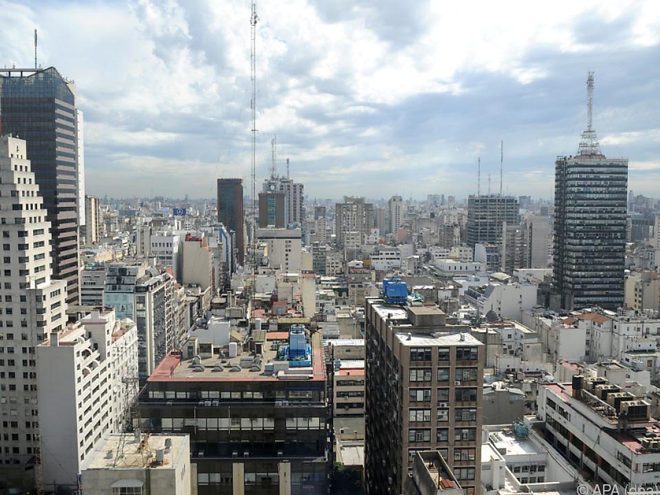 Kein Strom in Buenos Aires