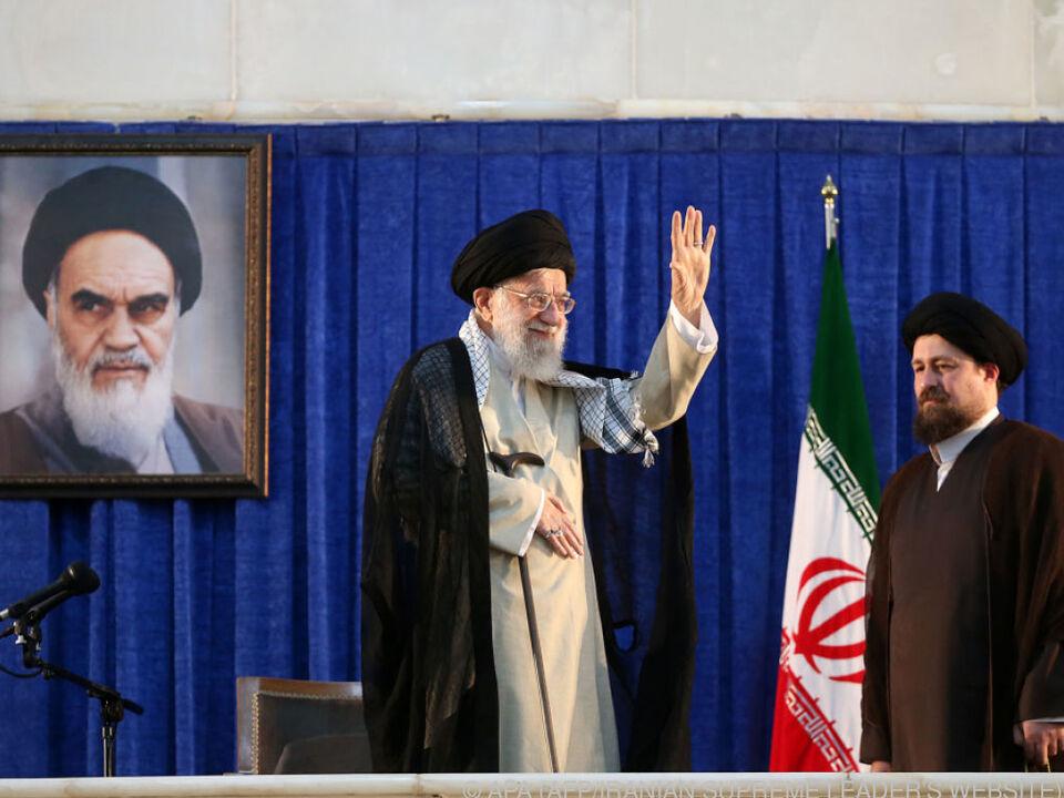 Khamenei traut den USA nicht