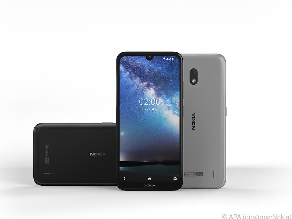 Nokias Smartphone 2.2 bekommt mindestens drei Jahre lang frische Software