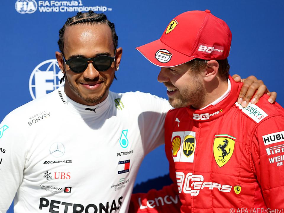 Nun akzeptiert auch Ferrari den Sieg für Hamilton in Kanada